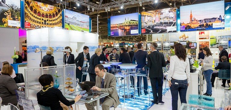 Presentes en el World Travel Market London 2015